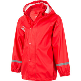 Color Kids Tatum PU Jacket Kids racing red